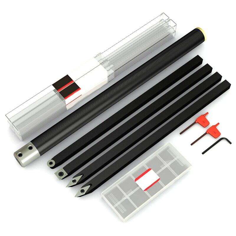 Простые твердосплавные простые инструменты для обработки древесины со сменной ручкой токарного станка