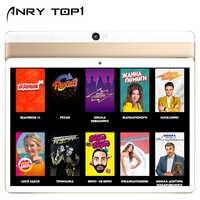 10.1 Cal Tablet 4GB + 64GB podwójna karta sim gniazda odblokowane do połączenia telefonicznego 4G Wifi octa core procesor Bluetooth GPS Android 7.0