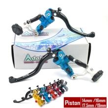 Moto Radial Mounting Brake Clutch Lever Hydraulic 7/8