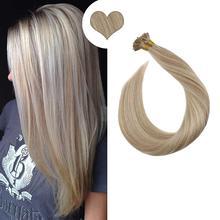 Я Совет человеческих волос расширение машина Реми кератин слияние 0,8 г/с 14-24