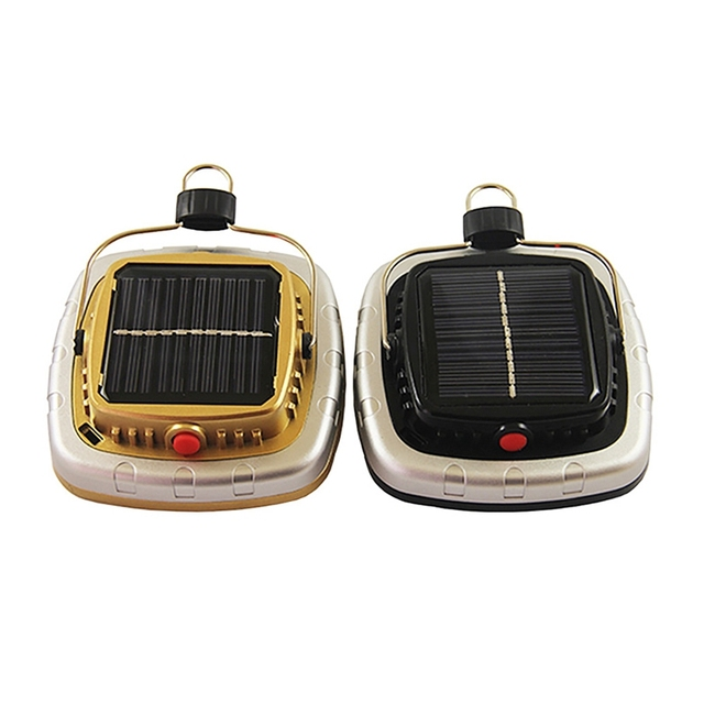 Cob Solar Lanterns Led Tent Camping Lamp Usb Flashlight Rechargeable Battery Tent Light 4