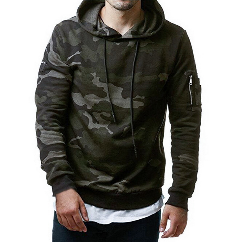 Brand New Men Camouflage Print Hoodies Sweatshirt Fashion moletom Army Camouflage Military Warm Hoodie Tracksuit Plus Size 3XL