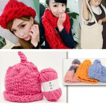 Yarn for Knitting Hand Knitted Blanket 50g Wool 1Roll Children Bed Cashmere Acrylic Fibers Hand Knitted Wool Yarn(China)