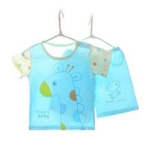 Летние пижамы для мальчиков с коротким рукавом комплект детской