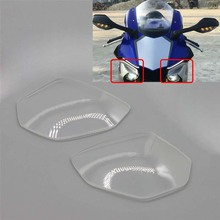 Motorcycle Headlight Guard Head Light Lens Cover Protector For YAMAHA YZFR1 2015  2018 , YZFR6 MT 10 2017 2018 MT10 YZF R6 R1