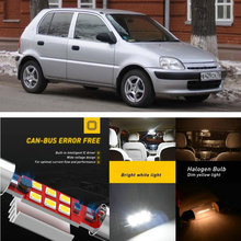 LED Interior Car Lights For HONDA logo ga hathcback nsx mk1 cabrio na coupe shuttle ra car accessories lamp bulb error free