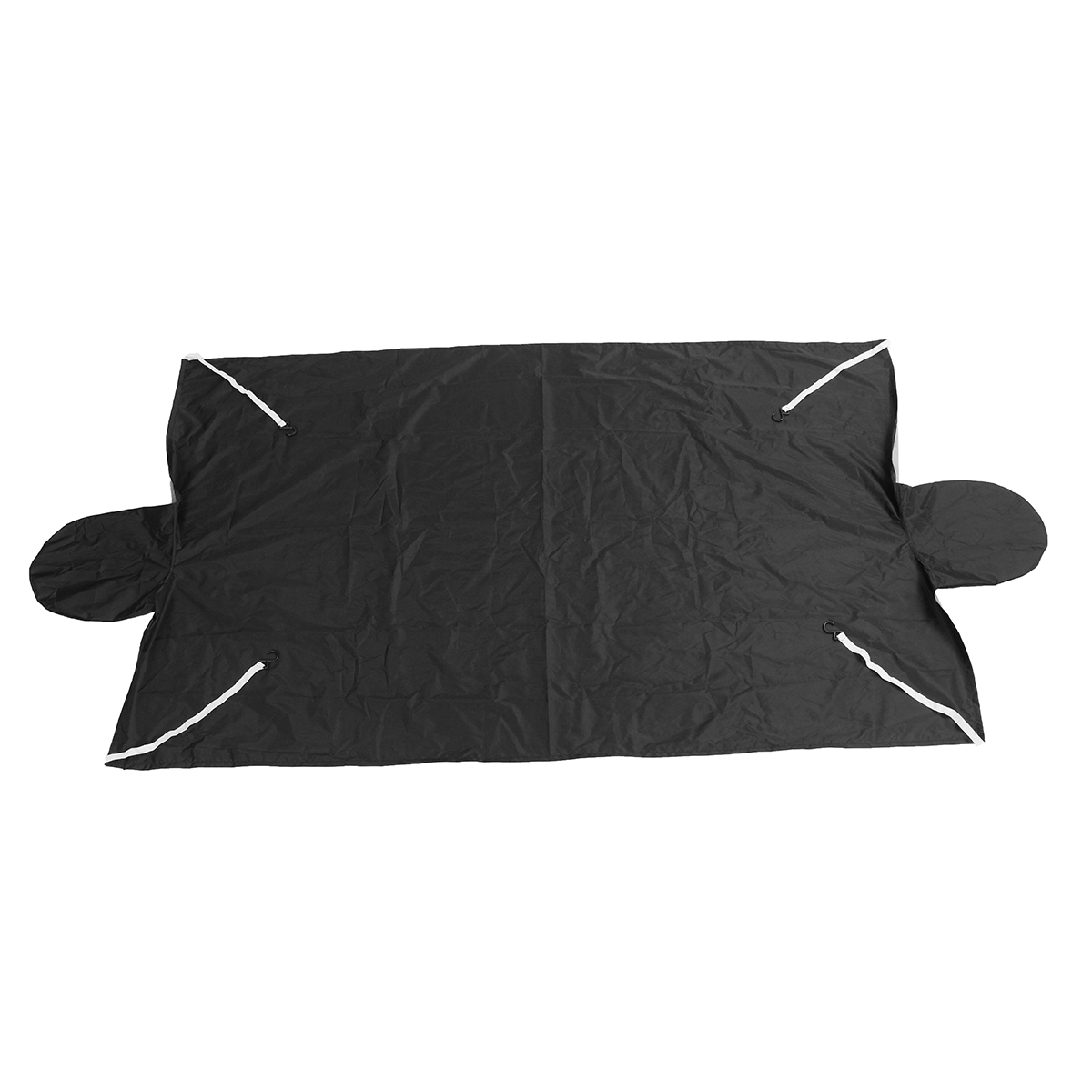 170x110cm Car Windshield Sunshade Windscreen Cover Snow Ice Mirror Cover Sun Visor Waterproof Protector with Hook Winter Use|Car Covers| |  - title=