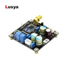 CSR8675 Bluetooth 5.0 Receive  PCM5102A I2S Decoding Module DAC board Support APTX HD With antenna G11 006
