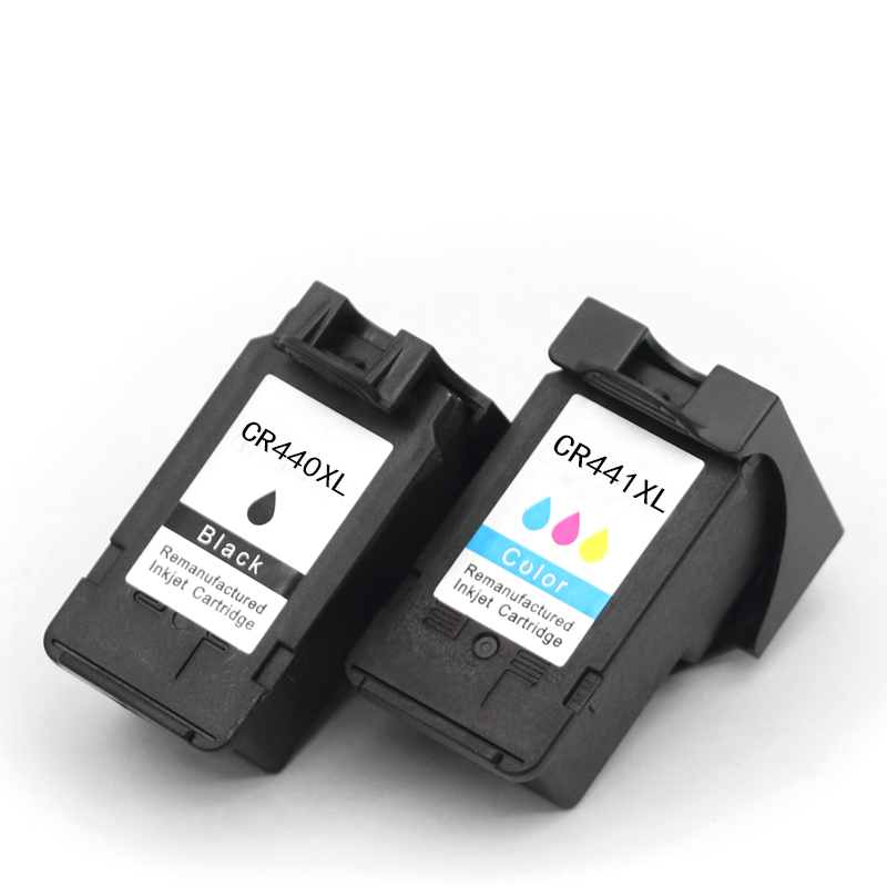Ink Cartridges For PG-<font><b>440</b></font> <font><b>XL</b></font> PG-440XL PG440 Pixma MX438 MX518 MX378 MX474 MX524 MX534 MX724 MX924 Printer image