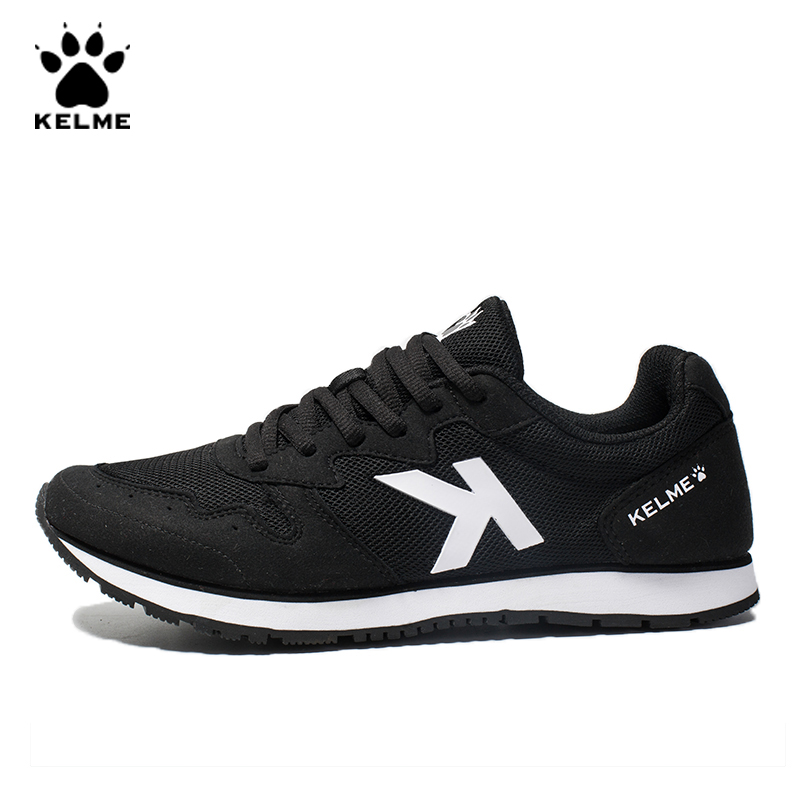 KELME Men's Sneakers Running Shoes Men Jogging Sport Shoes Casual Breathable Trainers Light Shoes Woman Sneakers Male 6891547