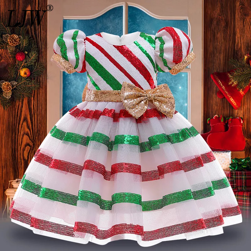 New Fashion Christmas Princess Of Girls Dresses Reception Formagirls Clothes Ball Gown For Girl Dress Halloween Style 2 10year princess style ball gowns for girlsgowns for girls - AliExpress