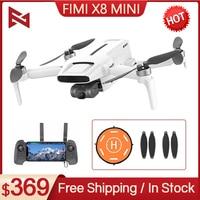 FIMI-Mini Dron profesional con cámara y GPS, Drone cuadricóptero con cámara de 250g-class, 8km, 4k, Helicóptero De Control Remoto