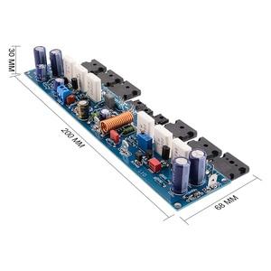 Image 4 - AIYIMA 2Pcs L10 Power Amplifier Board 300W HiFi 2.0 Channel Class AB Sound Amplifiers Amp Transistor A1930 C5171 TT1943 TT5200