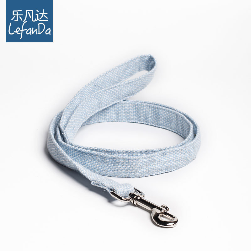 New Products Dotted Pet Collar Classic Dog Neck Ring Haulage Rope Package