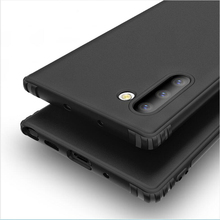 SUREHIN anti shock case for Samsung galaxy Note 10 Plus Pro cover S10e 9 soft matte black coque samsung note 10+