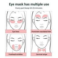 Rose Hydra Gel Eye Mask Lady 60pcs Collagen Eye Patches Remove Puffy Eyes Original Nourish Repair Micro Molecule Brighten Skin 5