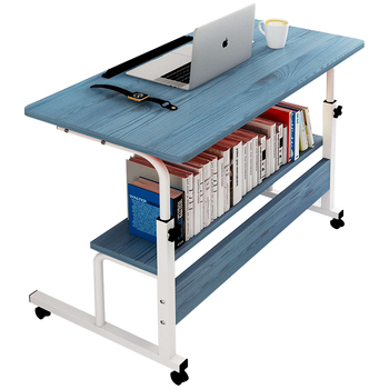 Removable Bedside Table Lift Lazy Table Bedroom Simple Desk Home Bed Student Dormitory Simple Small Table