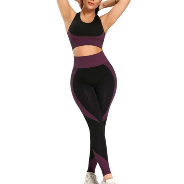 criss cross yoga bra or set 3