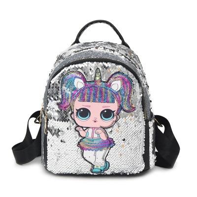 Baby Kinder Rucksack Kindergarten Schultasche Schultertaschen Taschen Sequin