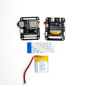 Image 5 - DSTIKE WiFi Deauther nadgarstek V2 poręczny zegarek Esp ESP8266 płytka rozwojowa inteligentny zegarek DevKit NodeMCU
