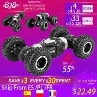 2021 neue Q70 Off Road Buggy Radio Control 2,4G 4WD Doppelseitige Stunt Verformt RC Auto Hohe Geschwindigkeit klettern RC Autos Kinder Spielzeug