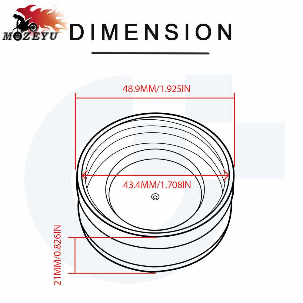 สำหรับ KTM DUKE 200 2013 2014 2015 2016 2017 2018 2019 รถจักรยานยนต์ CNC อลูมิเนียมด้านหลังเบรคน้ำมันฝาครอบเครื่องยนต์ฝาครอบกรองน้ำมัน