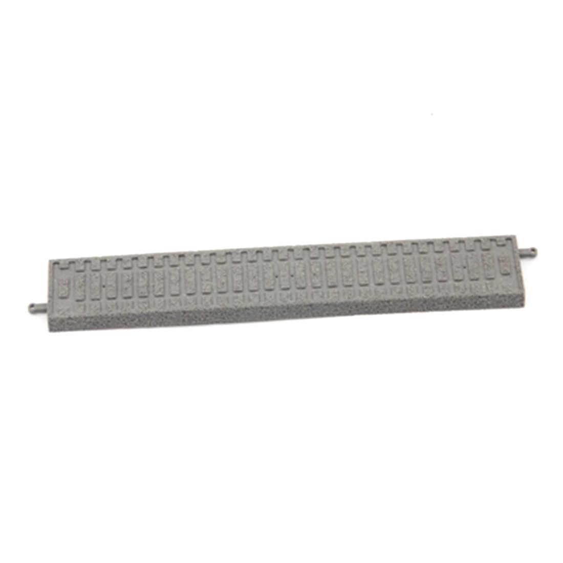 HO skala 1: 87 231mm proste śledzić drogi zestaw śrub do model pociągu Ho skala model pociągu akcesoria
