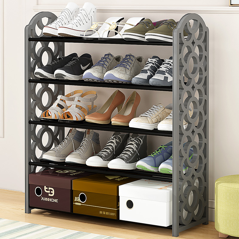 Amazing Shoe Rack Metal Pipe Shoe Rack Organizer High Quality Shoe Rack Cabinet Saving Space Furniture Shoe Rack Shoe Storage