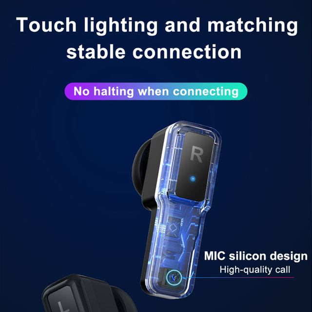 LEMFO TWS Wireless Bluetooth Earphones Smart Watch Men 1.4 Inch Big Customized Dials Bluetooth Calls Smartwatch pk airpods set 4