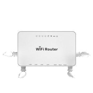 Беспроводной маршрутизатор ADSL2 + модем маршрутизатор wifi маршрутизатор английская прошивка 300M wifi роутер с портом USB 2,0