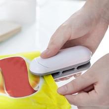 20 портативный герметизирующий инструмент тепловой мини ручной пластиковый пакет Lmpl использование герметик кухонный инструмент для домашнего использования переносная сумка дропшиппинг