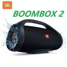 JBL Boombox 2 Portable Wireless Bluetooth Speaker Loudspeaker Dynamics Music Subwoofer Outdoor Loudspeake Stereo Shower Speaker