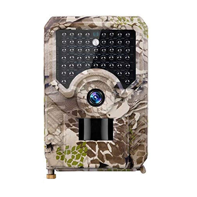 Trail Game Camera,1080P Hd Ir Led Hunting Camera Waterproof Wildlife 950Nm Infared Night-Vision Photo Traps Scouting Motion Came