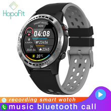 Android Watches Heart-Rate-Monitor GPS Hopofit Waterproof IP67 for Men