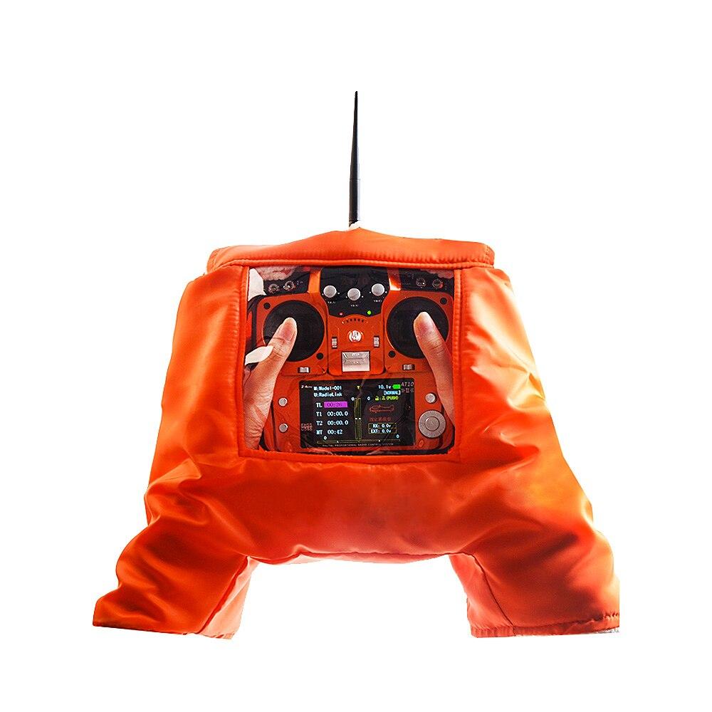 Передатчик ручка дистанционного управления зимние теплые перчатки защита от ветра - Цвет: As Shown