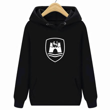 Mijn Nek Mijn Rug Mijn Angst Aanval Version2 Mens S-3XL Hoodies Sweatshirts(China)