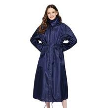 Long Raincoat Cloak Ponchos-Jackets Light Chubasqueros Waterproof Women Female Mujer