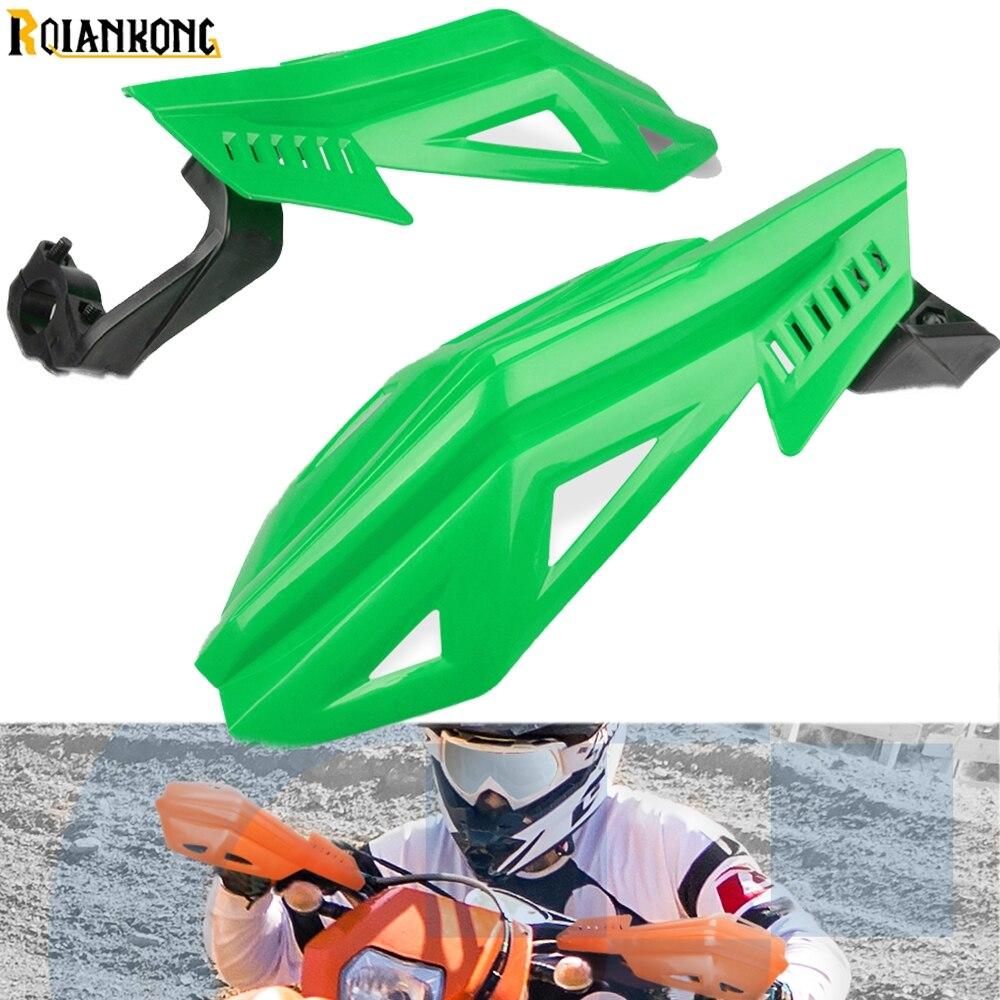 Universal Motocross Hand Guards Windproof Handlbar Protector Moto Dirt Bike ATV For Kawasaki SHERPA VERSYS-X250 VERSYS-X300