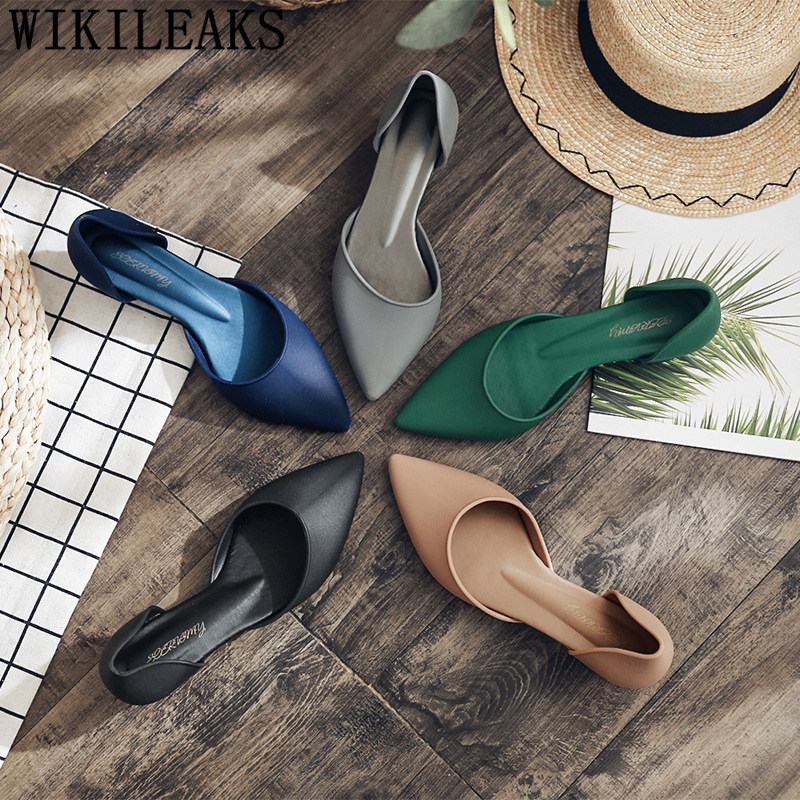 Pointed Heels Fashion Low Heel Shoes Elegant Shoes For Woman Party Shoes Chaussure Mariage Femme Buty Damskie Туфли На Каблуке 6