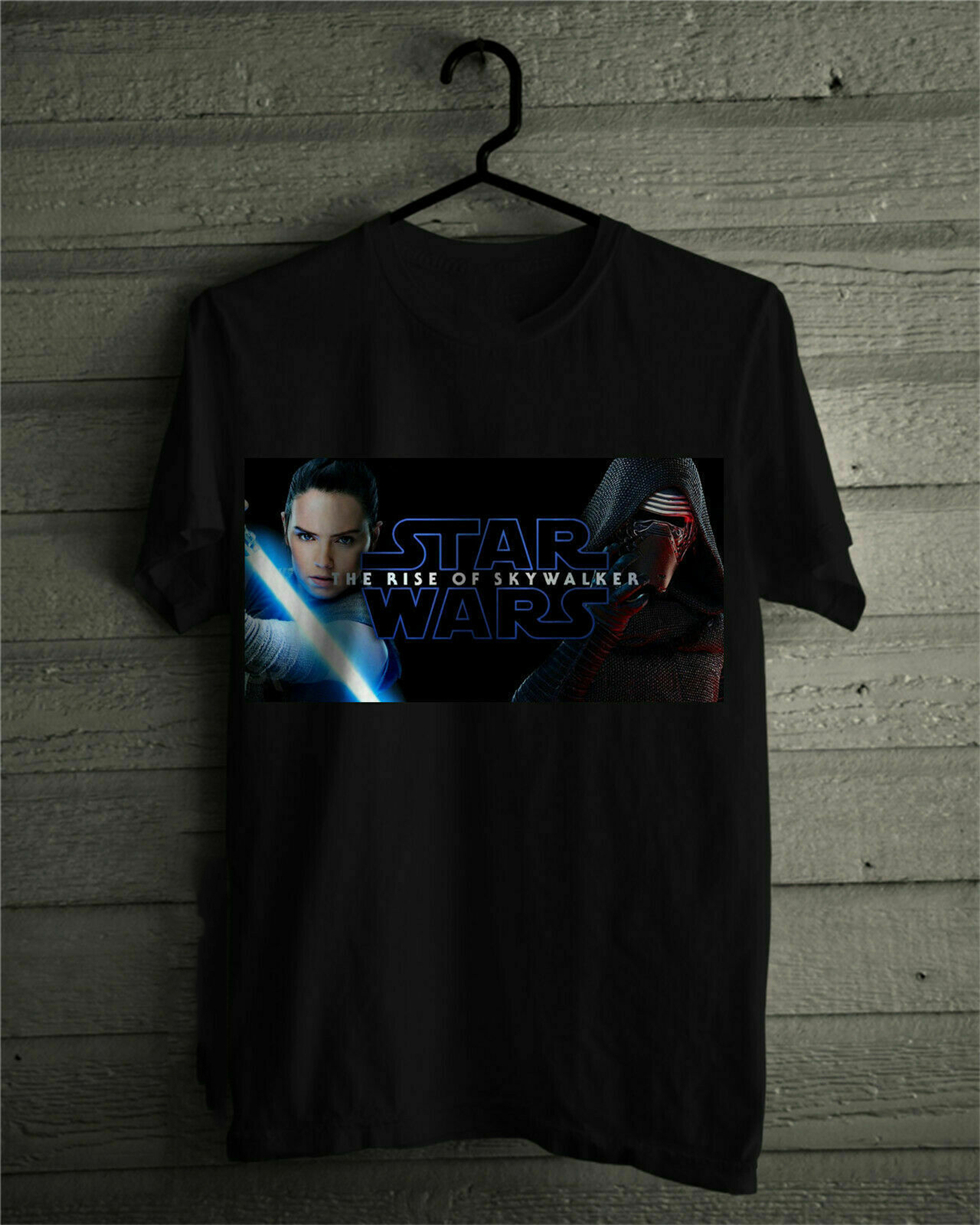 Star Wars 9 Rise Of Skywalker T Shirt Custom Printed Tee Shirt New Fashion Design For Men Women Buy At The Price Of 8 48 In Aliexpress Com Imall Com