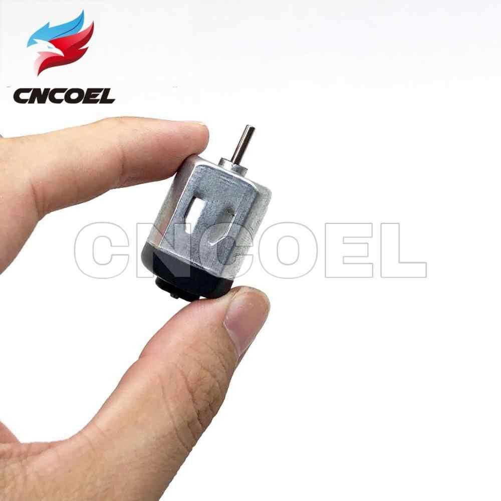 1 pièces 130 Micro mini moteur cc 3 à 5V moteur Miniature moteur à quatre roues petit pour moteur de bricolage