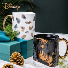 Disney 500 Ml Cup Mickey Fashion Water Large Capacity Ceramic Creative Milk Coffee Couple  Mugs Mug