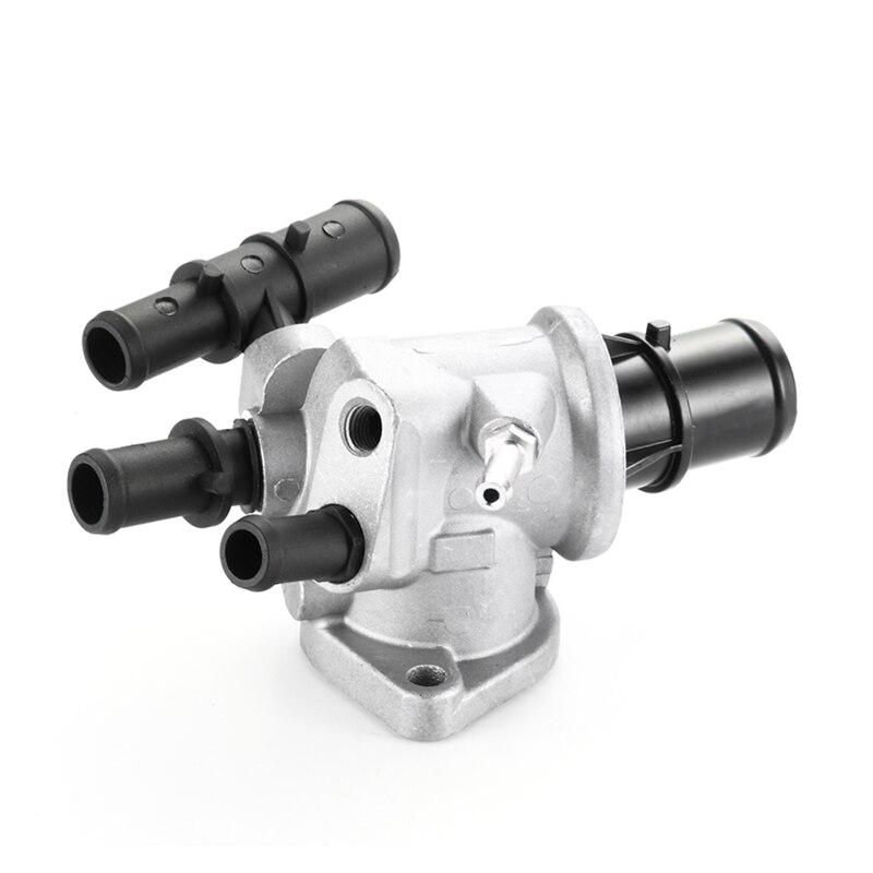 Engine Coolant Thermostat Fits FIAT Doblo Bravo I Brava Albea LANCIA 1.6L 1995