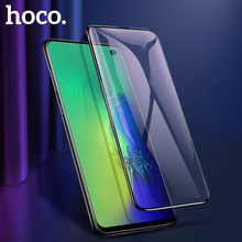 HOCO 3D Full Tempered Glass For Samsung Galaxy S10 Plus S10E Screen Protector Note10 Protective Film Note10+