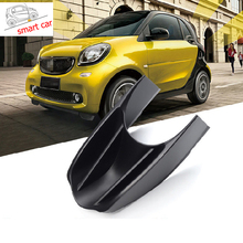 Car Armrest Center Storage Box Smart forease Container Glove For Smart 453 fortwo forfour 2015-2019 For Mercedes Accessories leather car interior parts center console armrest box for mercedes benz smart fortwo forfour armrests auto stroage free shipping