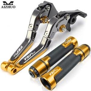 Image 3 - Alavancas de freio e embreagem para motocicleta, acessórios para moto, alavanca de freio, para yamaha yzf r125 yzfr125 r 125