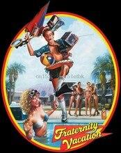 80 comédia clássica fraternidade férias poster arte t personalizado qualquer tamanho qualquer cor