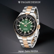 PAGANI DESIGN New Top Luxury Brand Men's Watches Au
