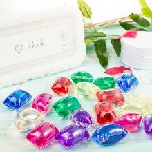 Волшебный Прачечная мяч для дома стиральная машина ткань смягчитель жидкостной формы очищающие шарики 8 грамм супер концентрированного