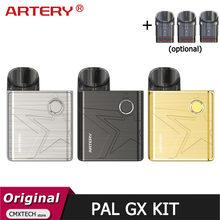 Original arteria amigo GX Kit Pod Vape batería de 1000mah 25W con 2ML cartucho de cigarrillo electrónico vaporizador ajuste amigo SE amigo LT Pod